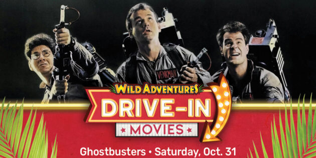 Drive-in Movies are Back at Wild Adventures!