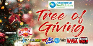 2020 Tree of Giving